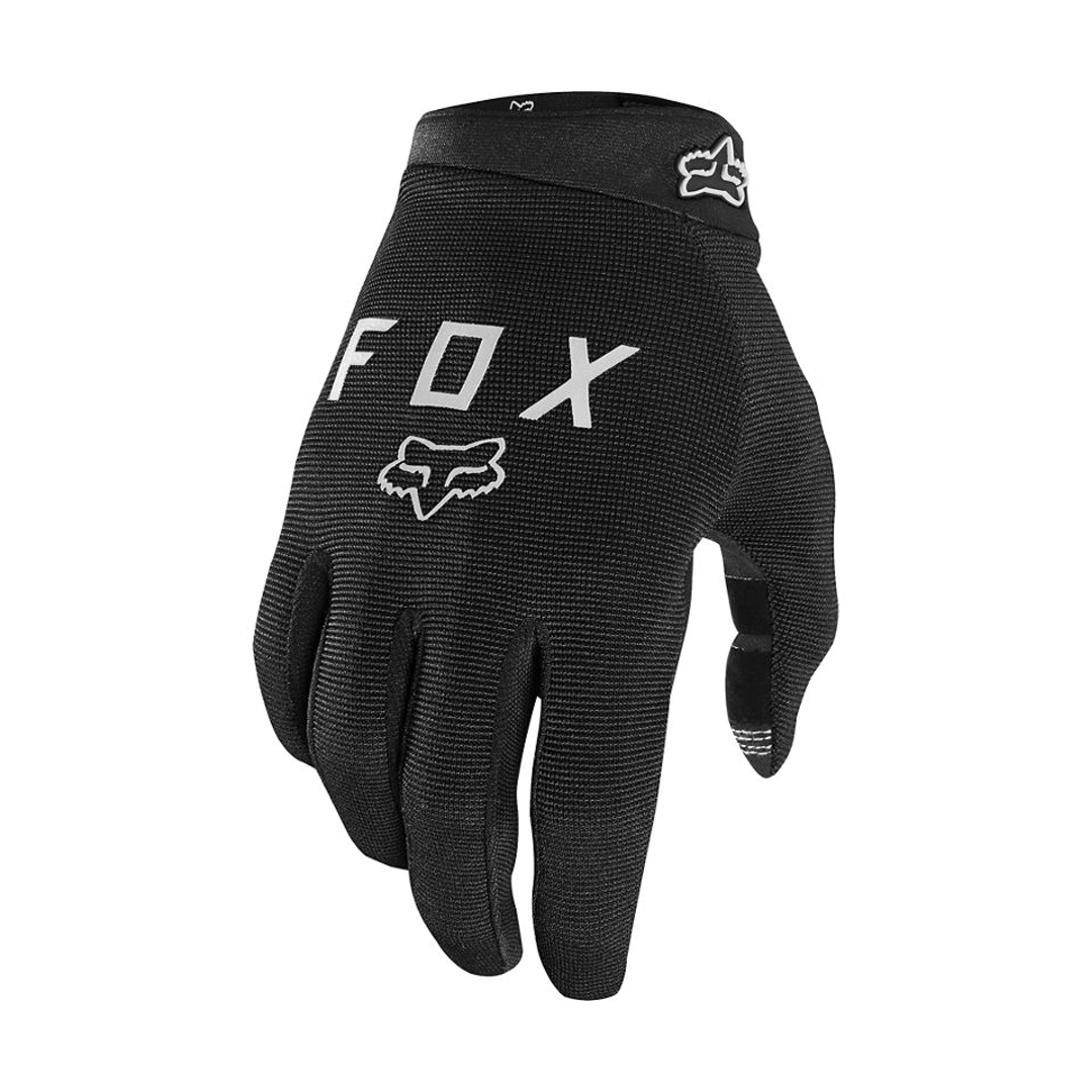 Gants Fox Junior Ranger Black-1