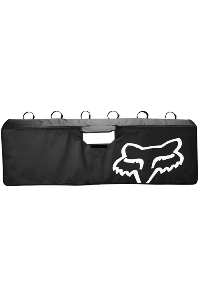 Tailgate Cover Fox Small Black