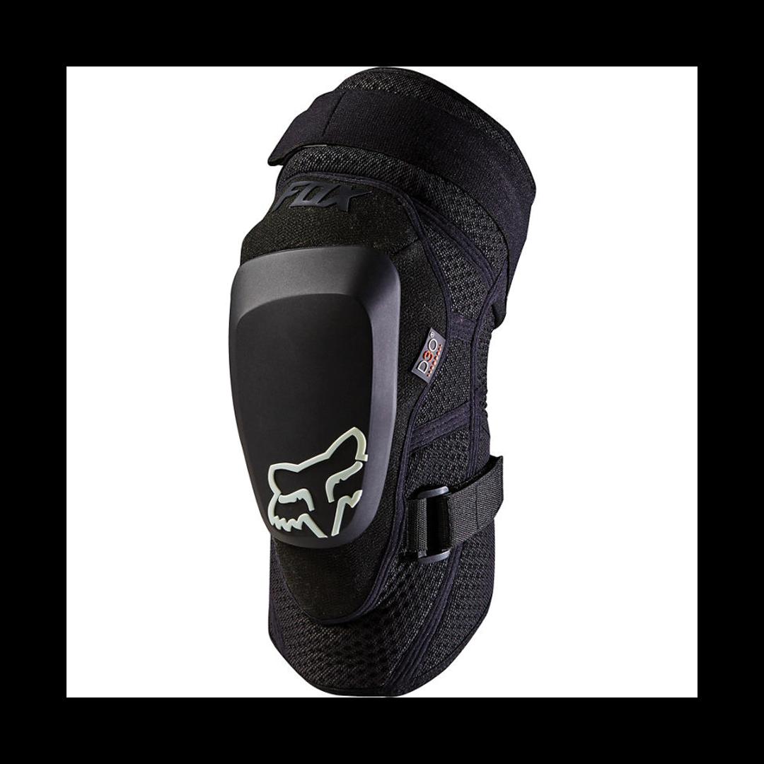 Knee Guards Fox Pro D30 Black-1