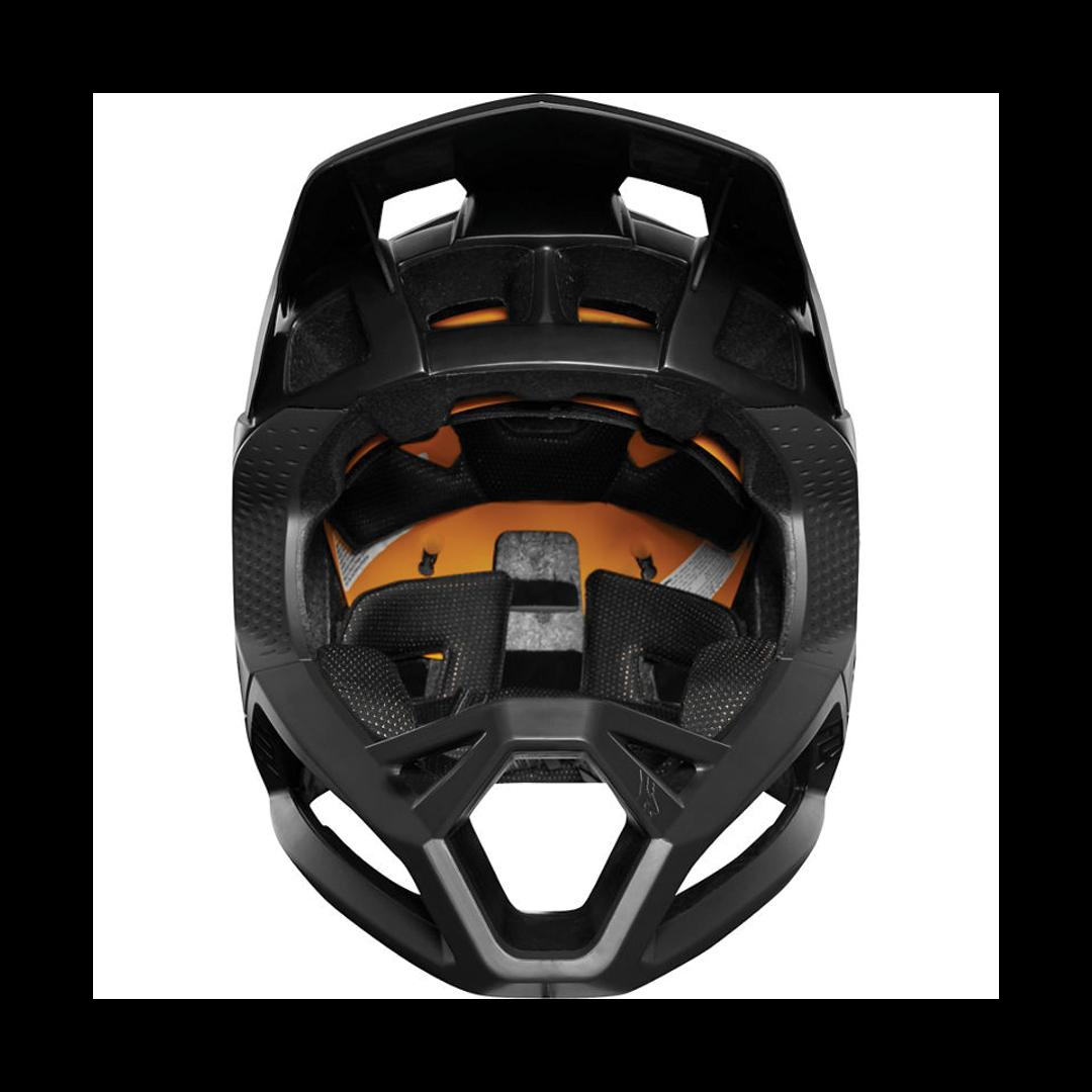 Helmet Fox Fullface Proframe Black-2