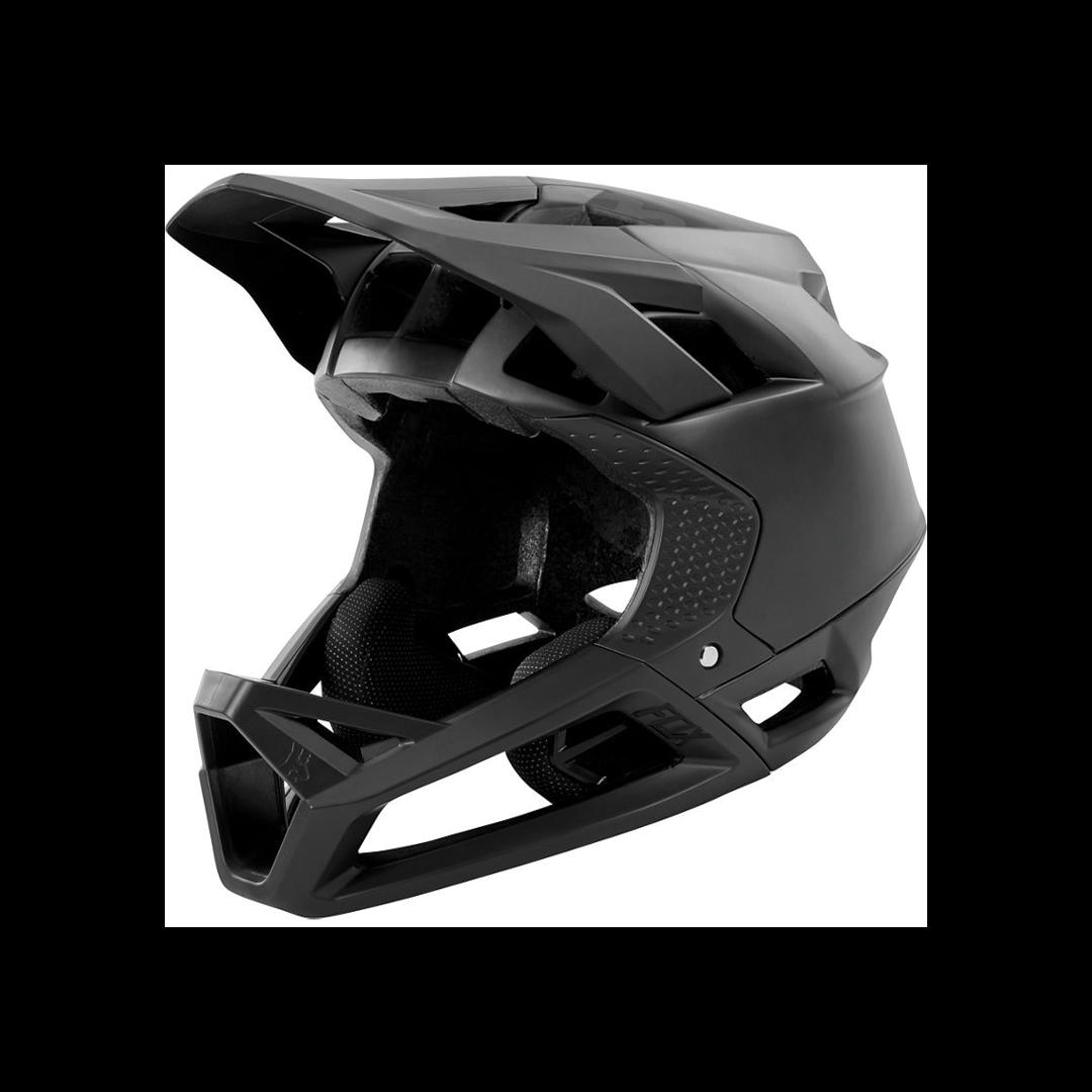 Helmet Fox Fullface Proframe Black-1