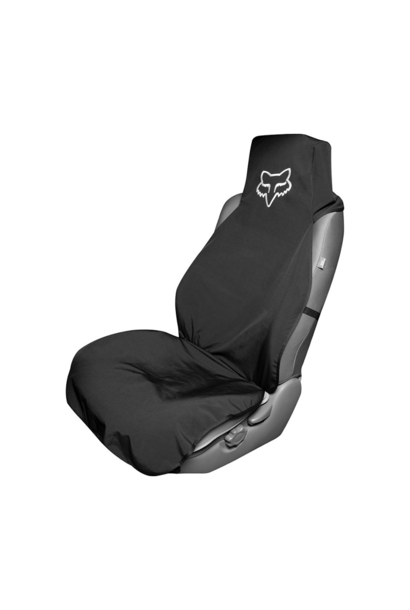Seat Cover Fox Black