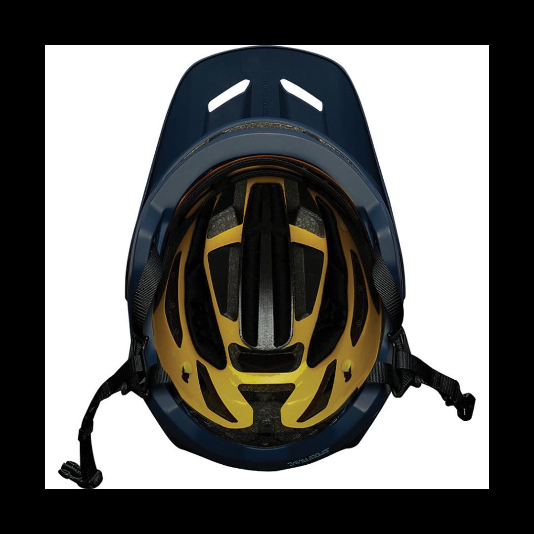 Helmet Fox Speedframe Mips Navy-3