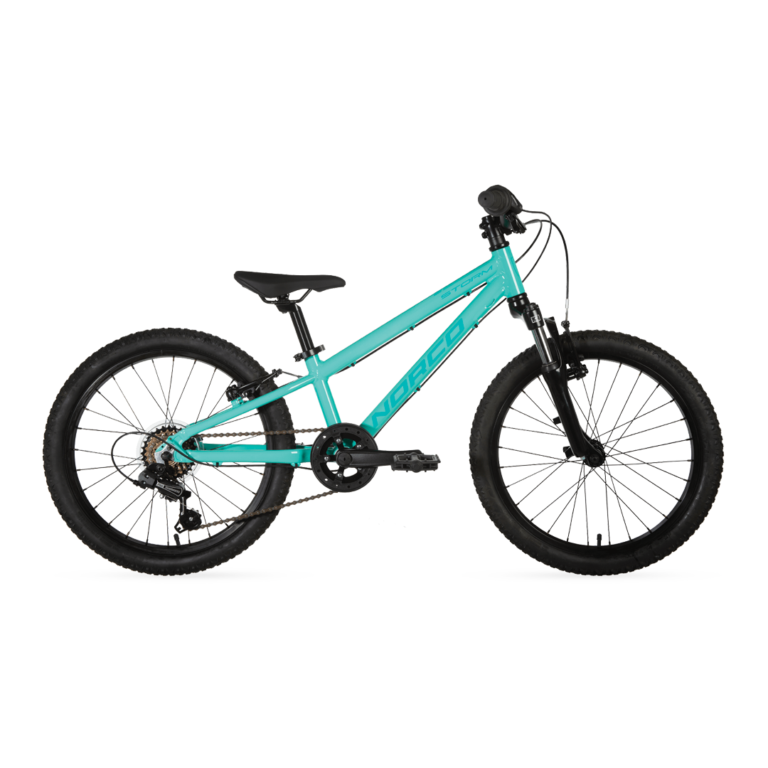 "Vélo Norco Storm 2.2 Turquoise 20""-1"