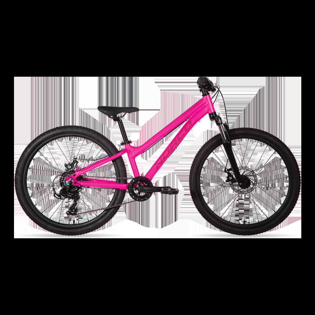 """Vélo Norco Storm 4.1 Rose 24""""-1"""