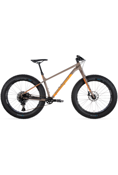 Fatbike Norco Bigfoot 2 Gris/Orange - Small 26''