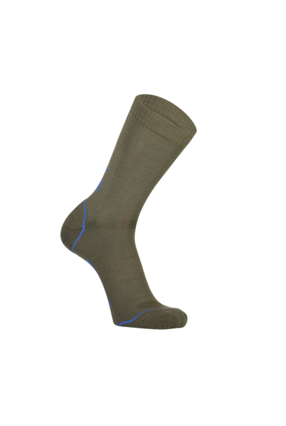 Bas Mons Royale Mens Tech Bike Sock 2.0 Olive