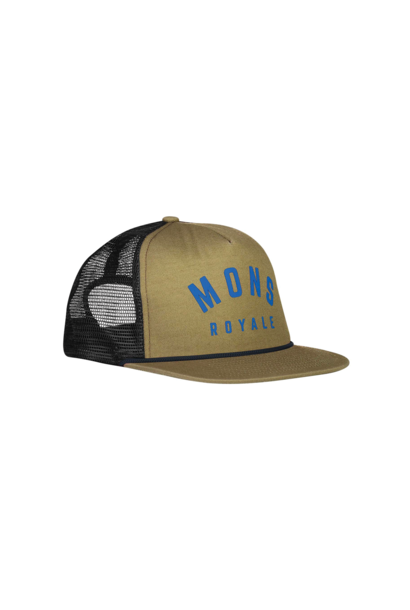 Cap Mons Royale Unisex The ACL Trucker Cap Olive OS