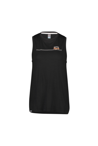 Camisole Mons Royale Womens Tarn Freeride Tank Black