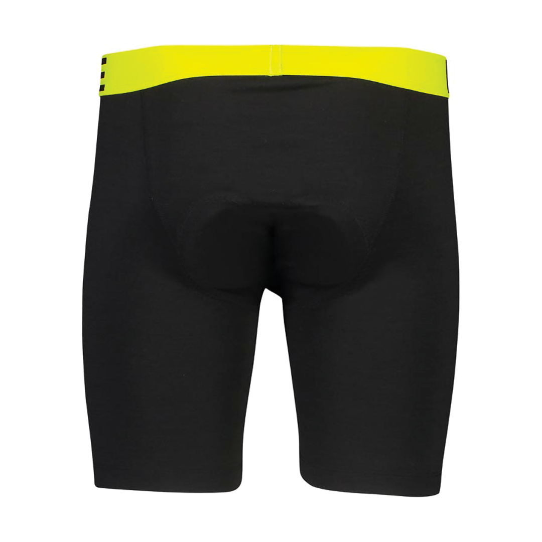 Chamois Mons Royale Mens Royale Chamois Short Black-2