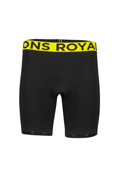 Chamois Mons Royale Mens Royale Chamois Short Black