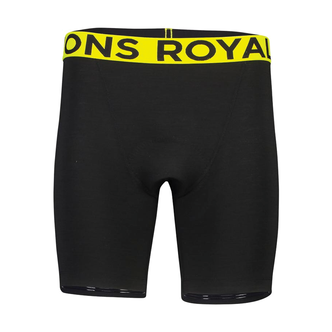 Chamois Mons Royale Mens Royale Chamois Short Black-1