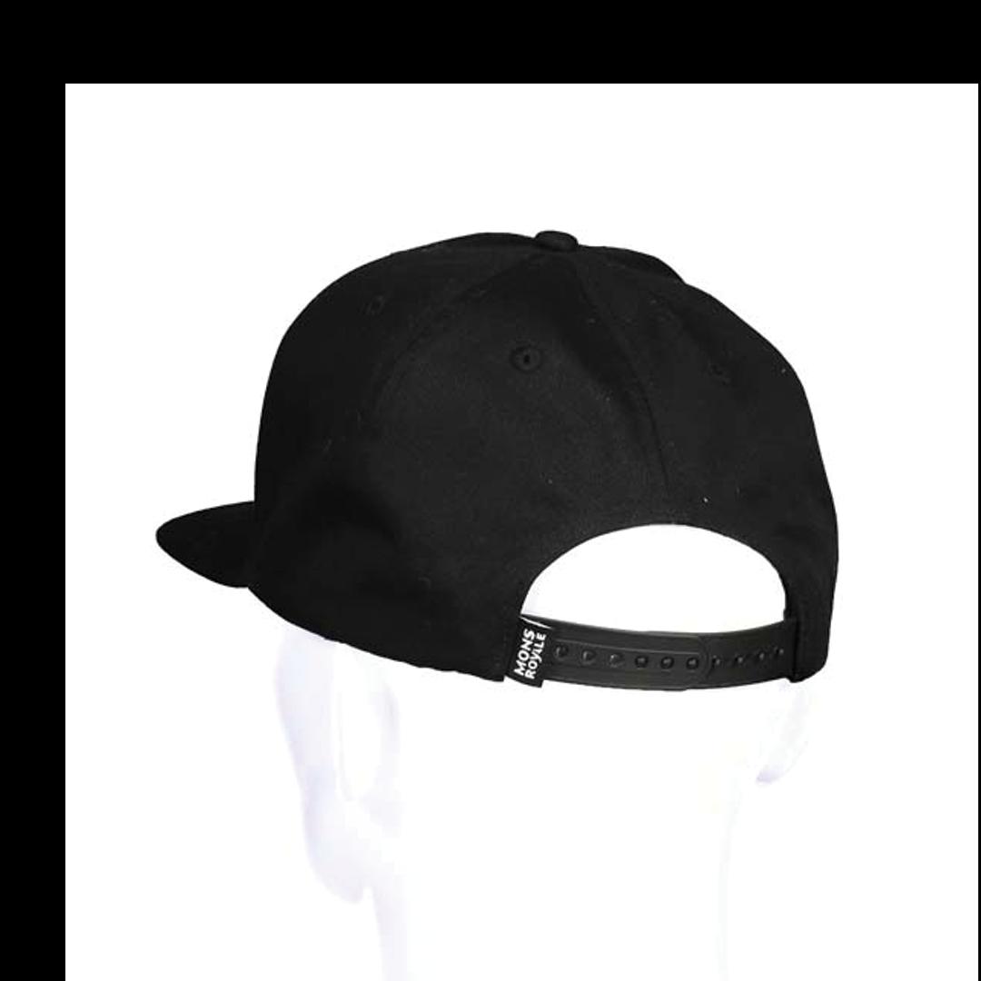 Cap Mons Royale Unisex Connor Cap Box Black OS-2