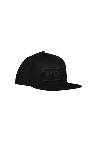 Cap Mons Royale Unisex Connor Cap Box Black OS