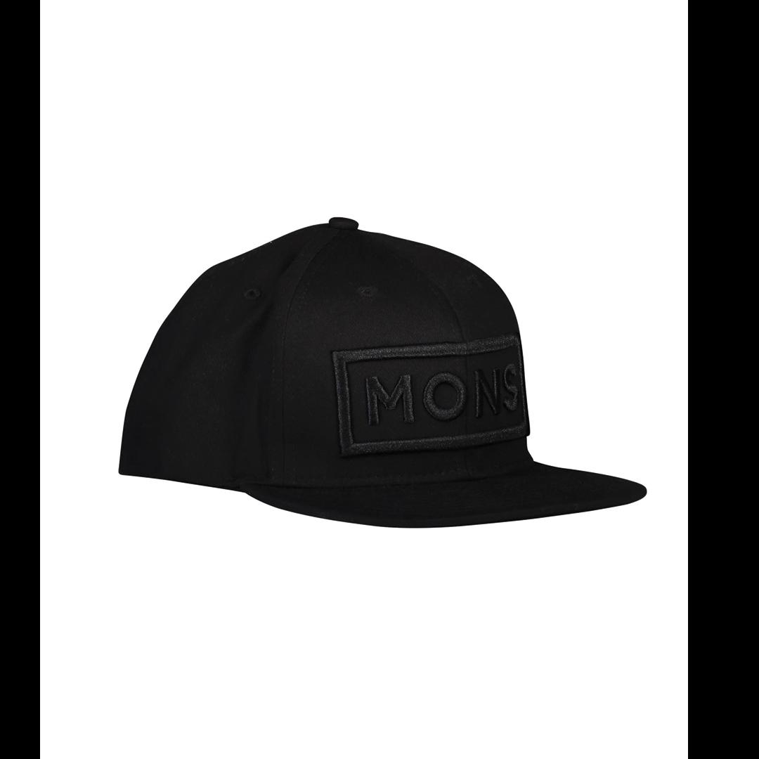 Cap Mons Royale Unisex Connor Cap Box Black OS-1