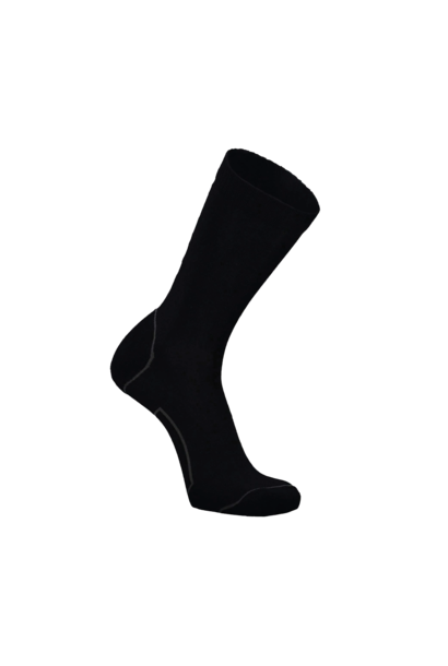 Bas Mons Royale Mens Tech Bike Sock 2.0 Up Down Black