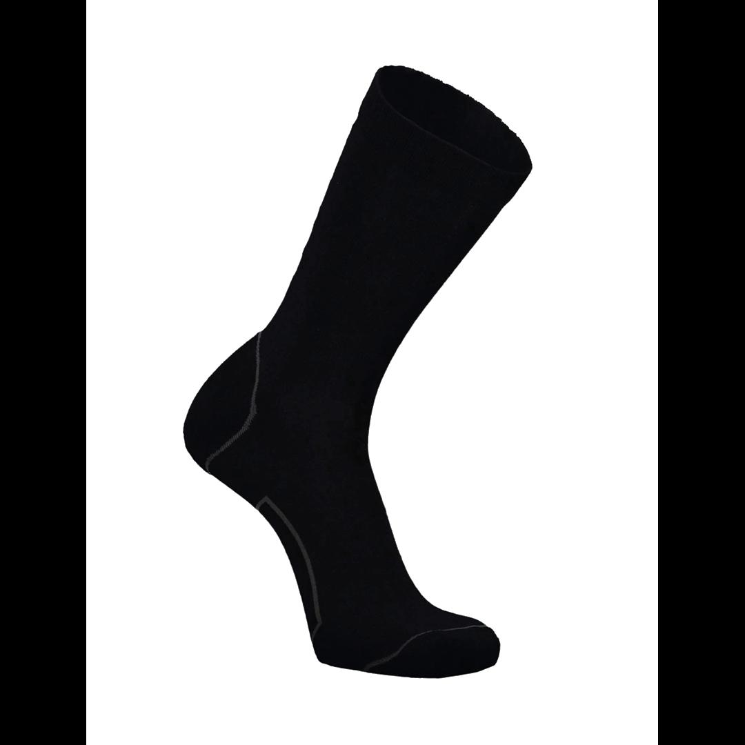 Bas Mons Royale Mens Tech Bike Sock 2.0 Up Down Black-1