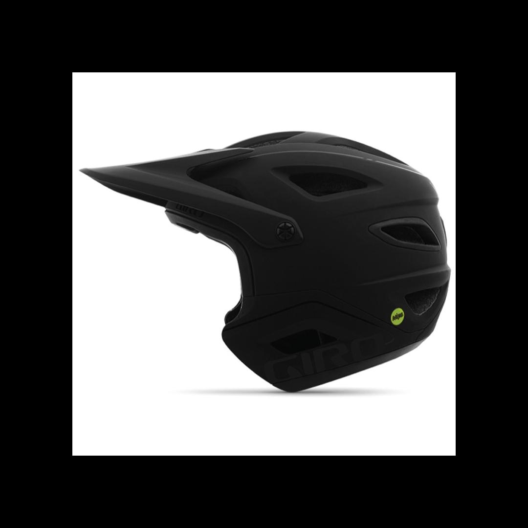 Helmet Giro Switchblade Mips Mat/Gloss Black-2