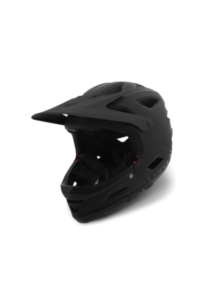 Helmet Giro Switchblade Mips Mat/Gloss Black