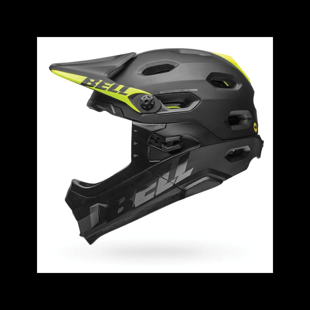 Helmet Bell Super DH Mips Noir-3