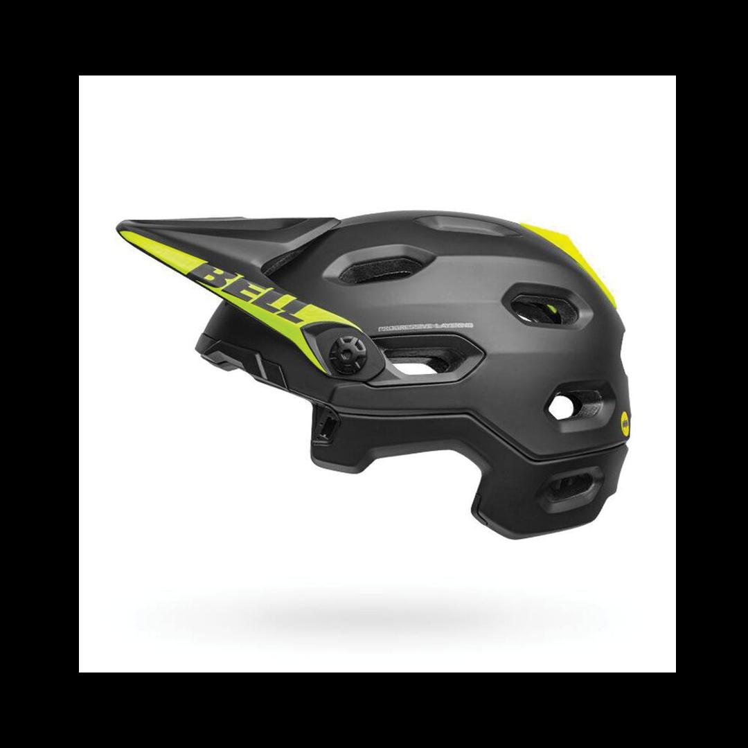 Helmet Bell Super DH Mips Noir-2