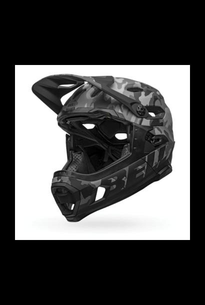 Helmet Bell Super DH Mips Noir Camo