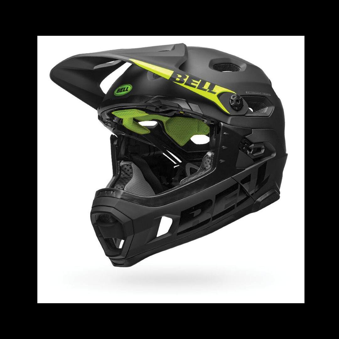 Helmet Bell Super DH Mips Noir-1
