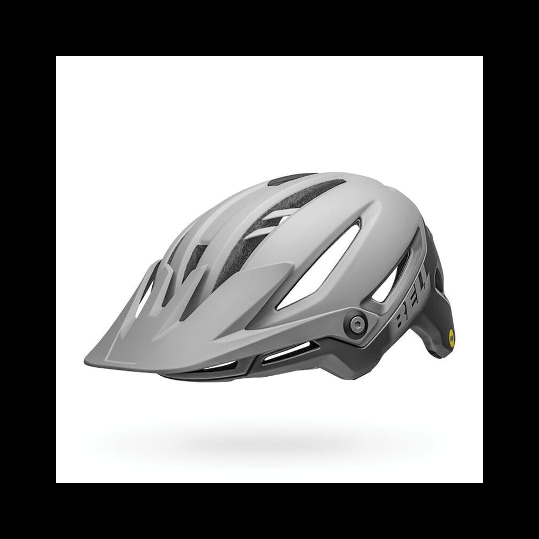 Helmet Bell Sixer Mips Gris-2