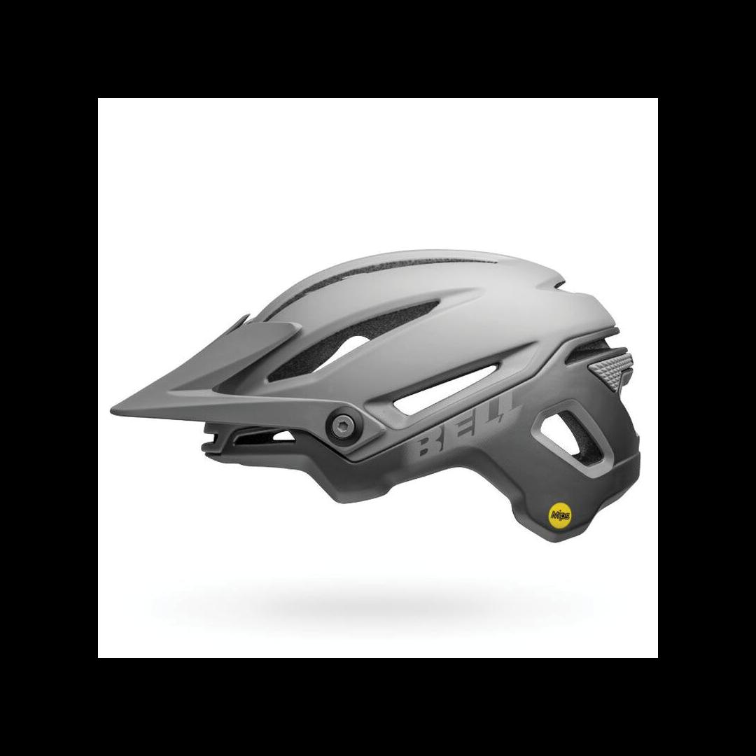 Helmet Bell Sixer Mips Gris-1