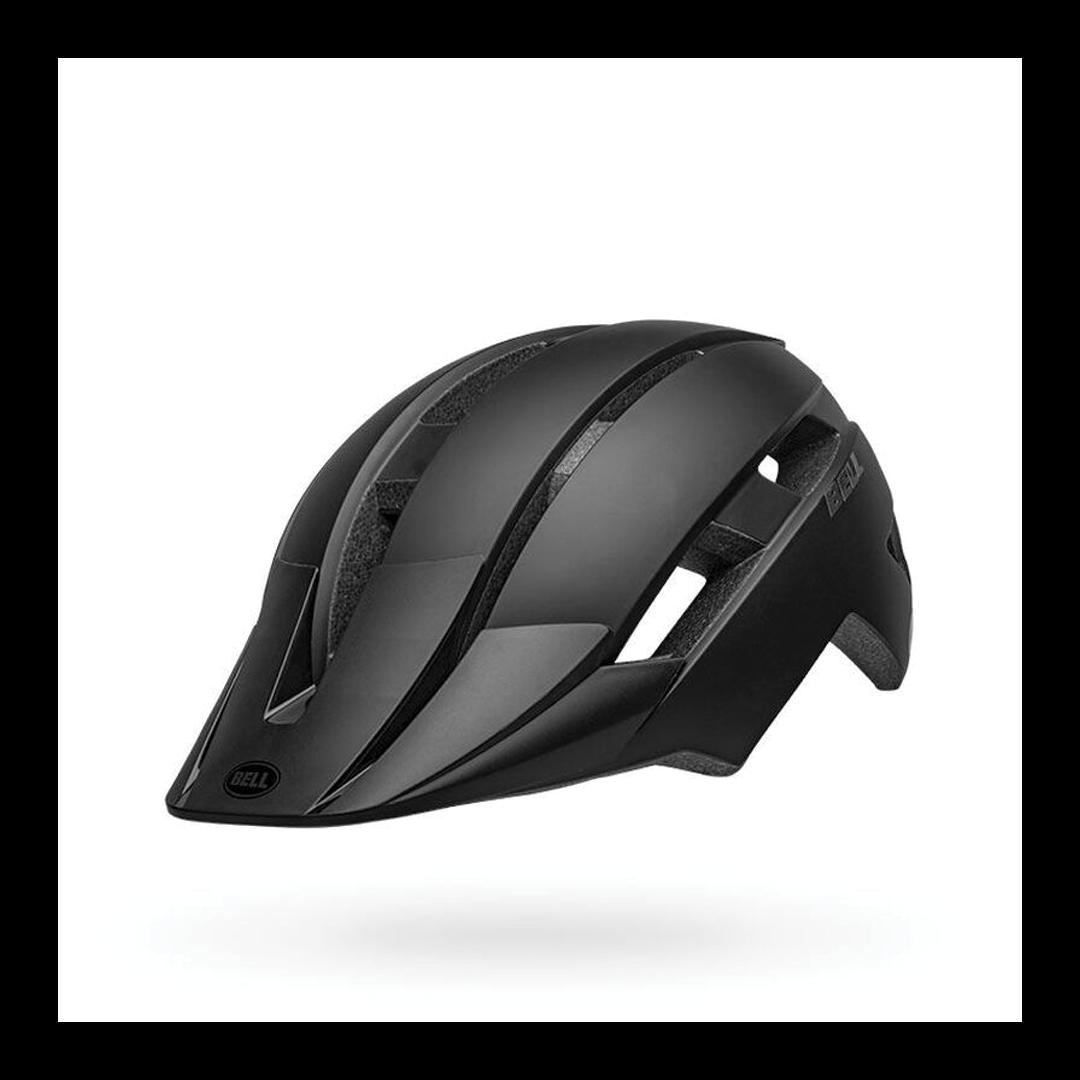 Helmet Bell Junior Sidetrack II Noir-2