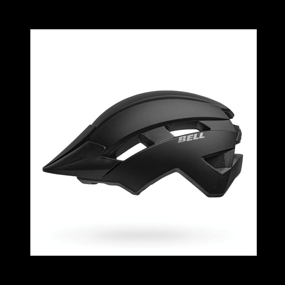 Helmet Bell Junior Sidetrack II Noir-1