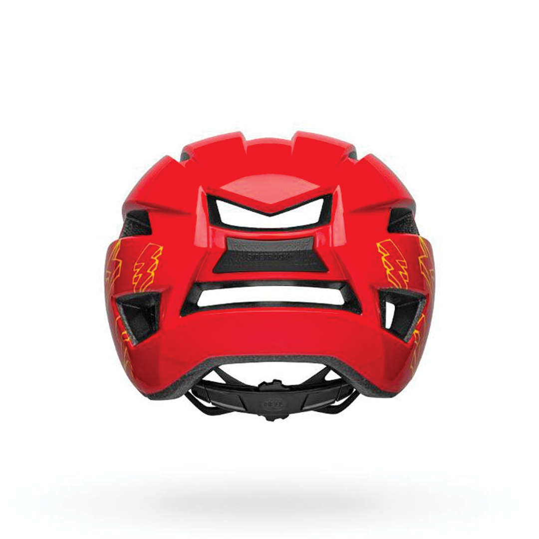 Helmet Bell Junior Sidetrack II Rouge-3