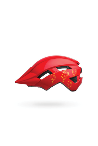 Helmet Bell Junior Sidetrack II Rouge