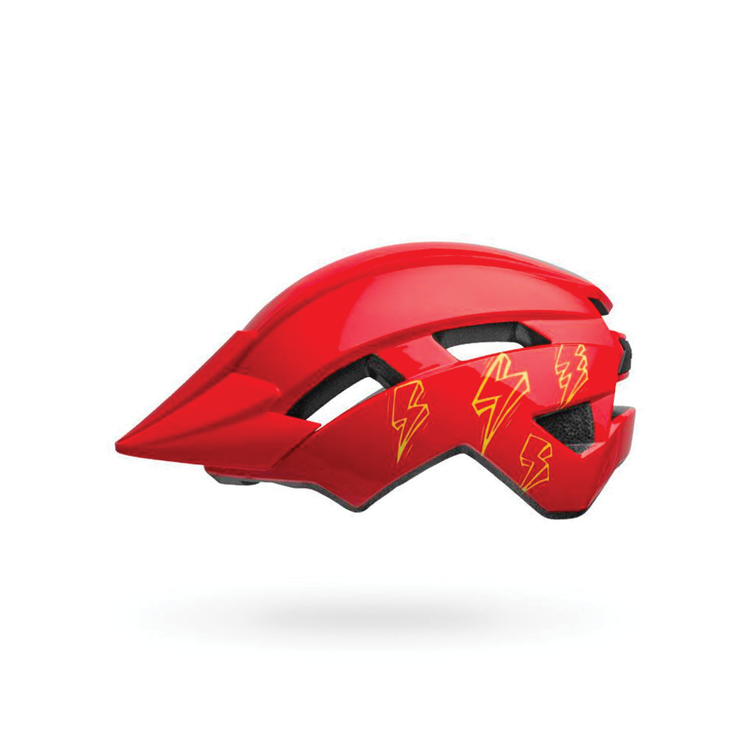 Helmet Bell Junior Sidetrack II Rouge-1
