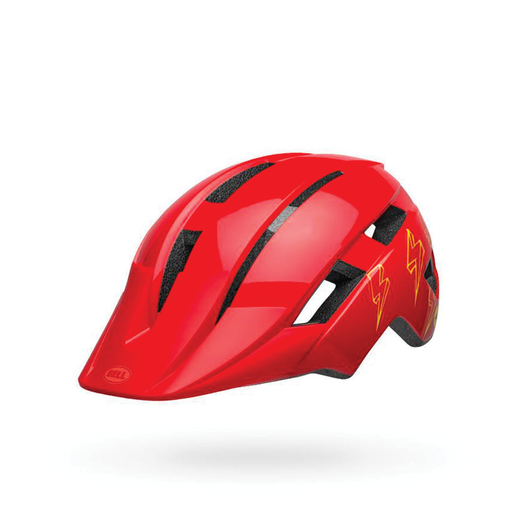 Helmet Bell Junior Sidetrack II Rouge-2