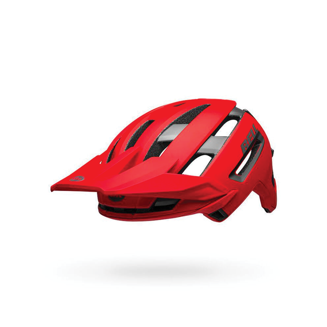Helmet Bell Super Air Mips Rouge-2