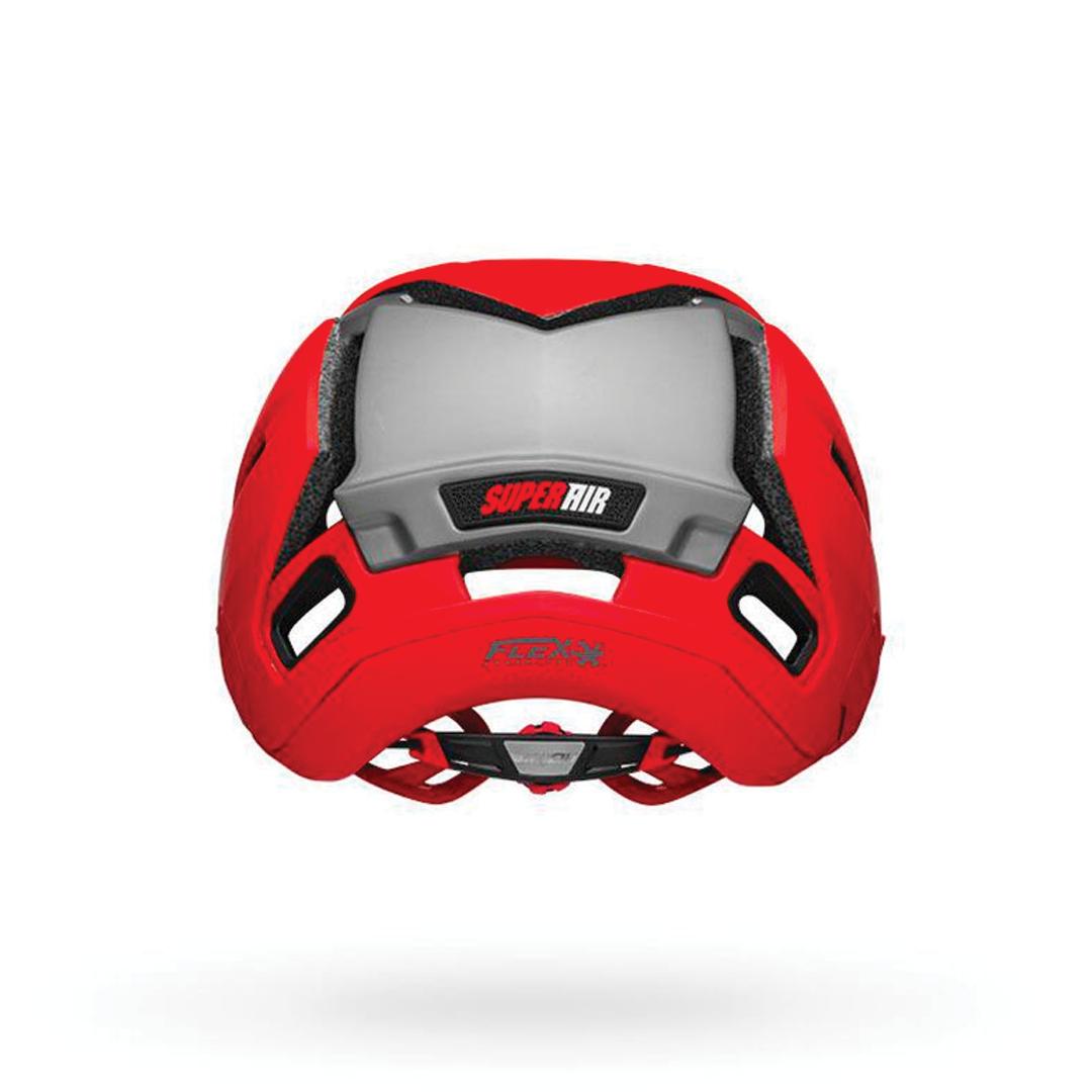 Helmet Bell Super Air Mips Rouge-3