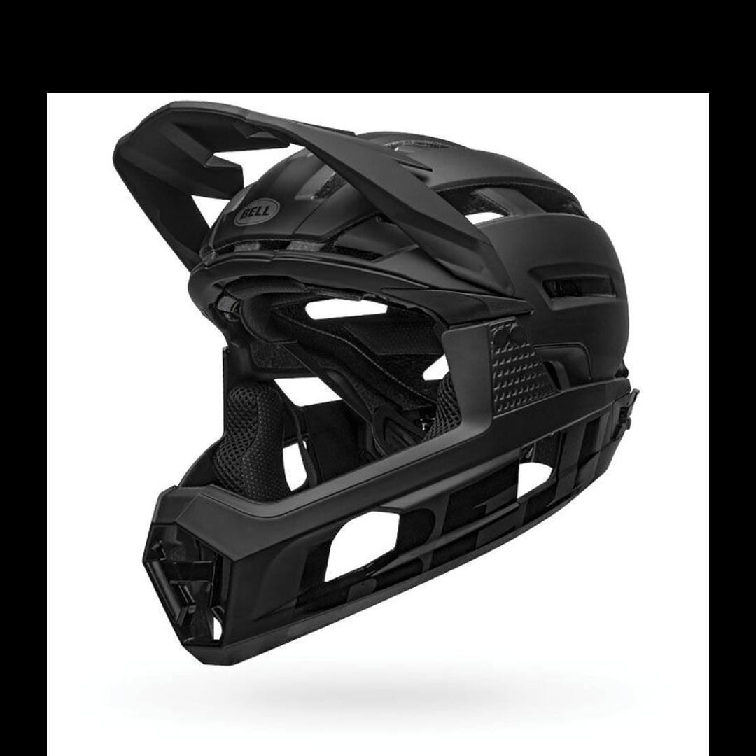 Helmet Bell Super Air R Mips Noir-1