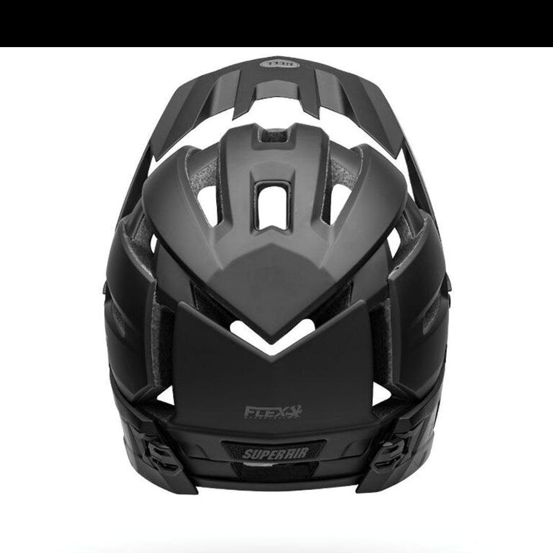 Helmet Bell Super Air R Mips Noir-4