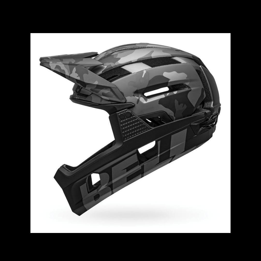 Helmet Bell Super Air R Mips Noir/Camo-3