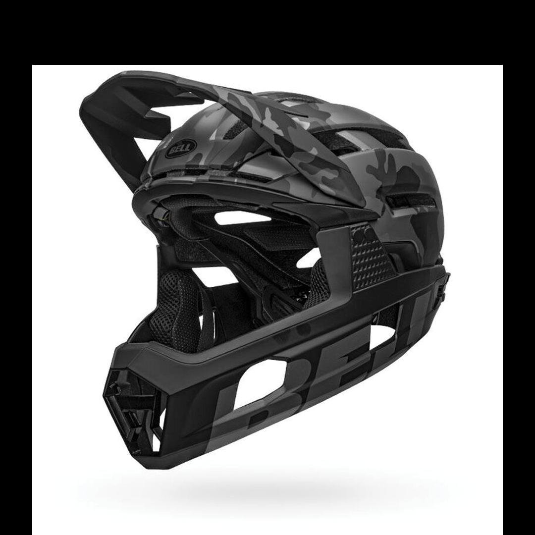 Helmet Bell Super Air R Mips Noir/Camo-1