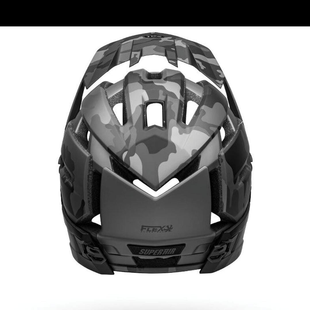 Helmet Bell Super Air R Mips Noir/Camo-4
