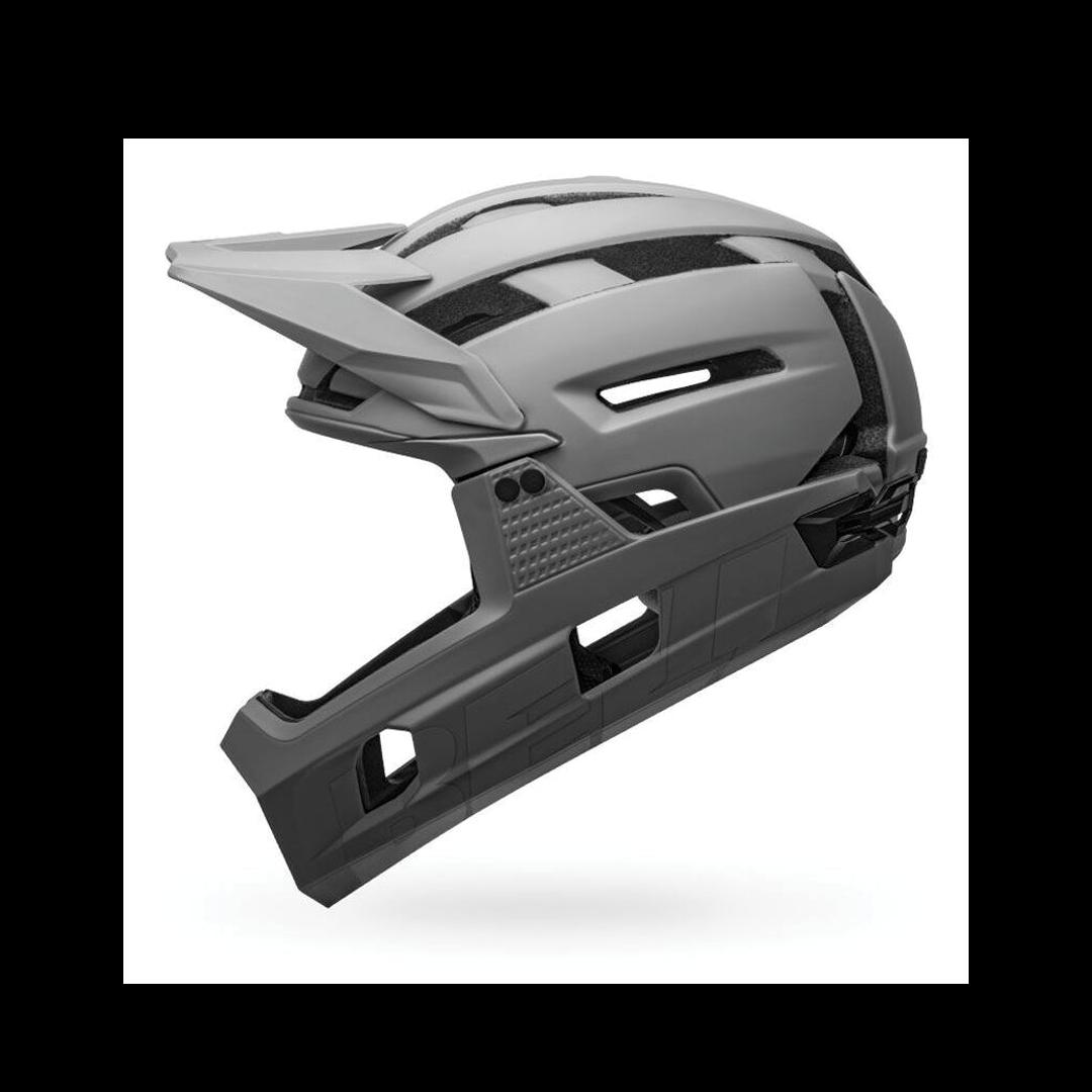 Helmet Bell Super Air R Mips Gris-3