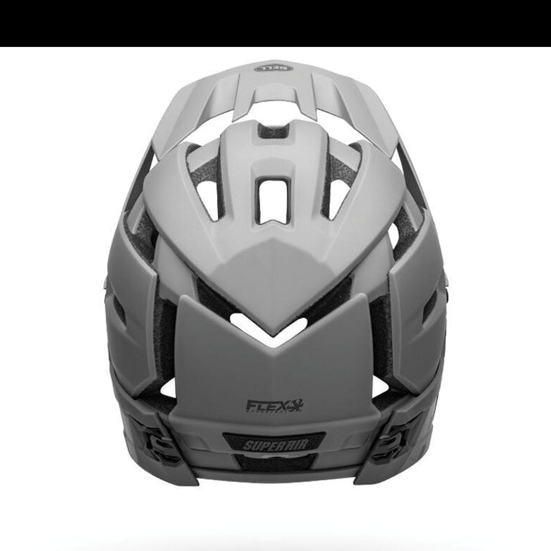 Helmet Bell Super Air R Mips Gris-4