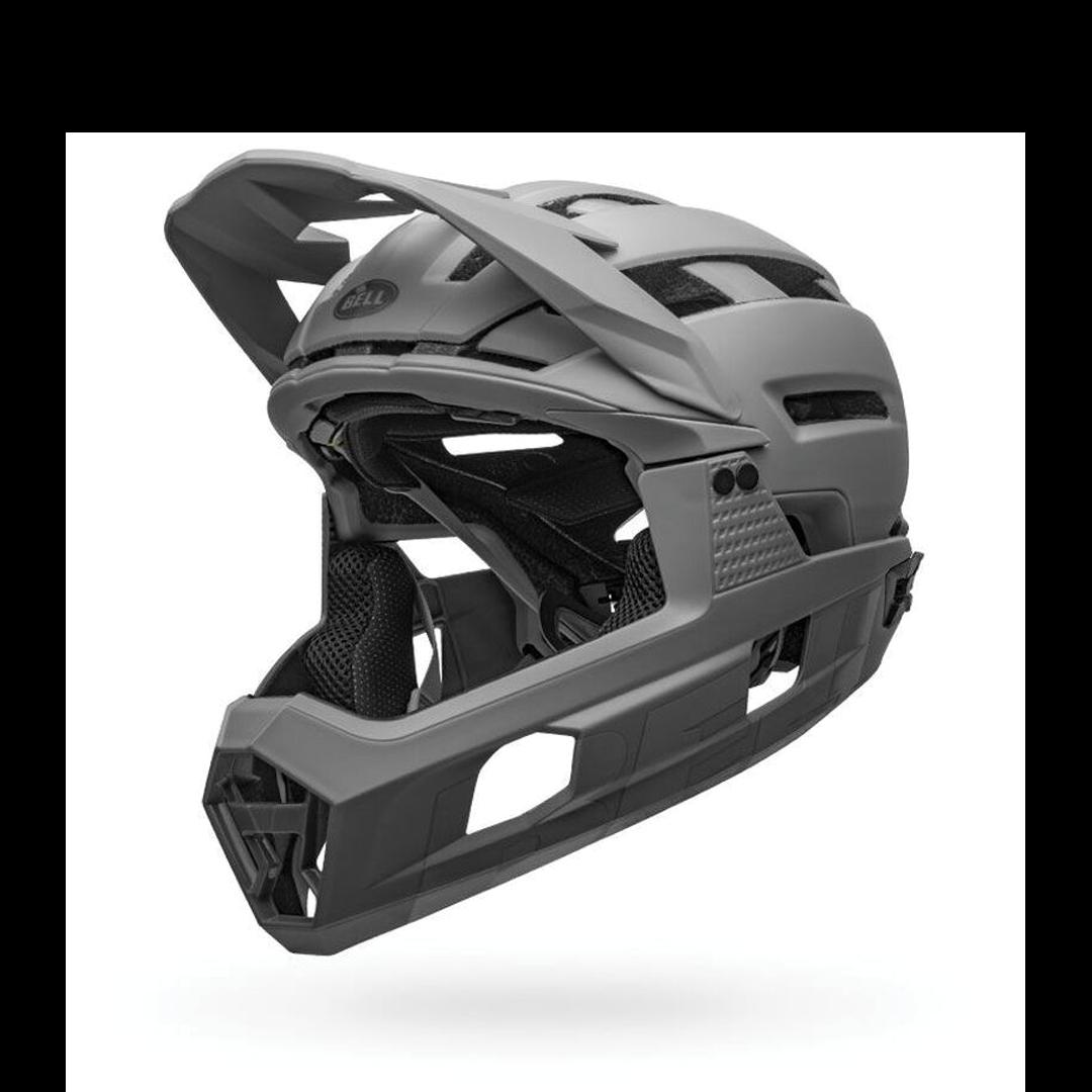 Helmet Bell Super Air R Mips Gris-1