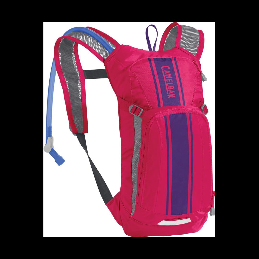 Hydration Pack Camelbak Mini M.U.L.E. 50 oz Rose/Mauve-1
