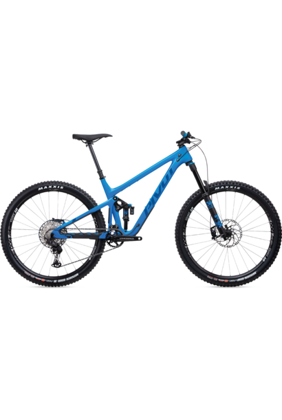 Vélo Pivot Switchblade Carbone Race XT Bleu 29""