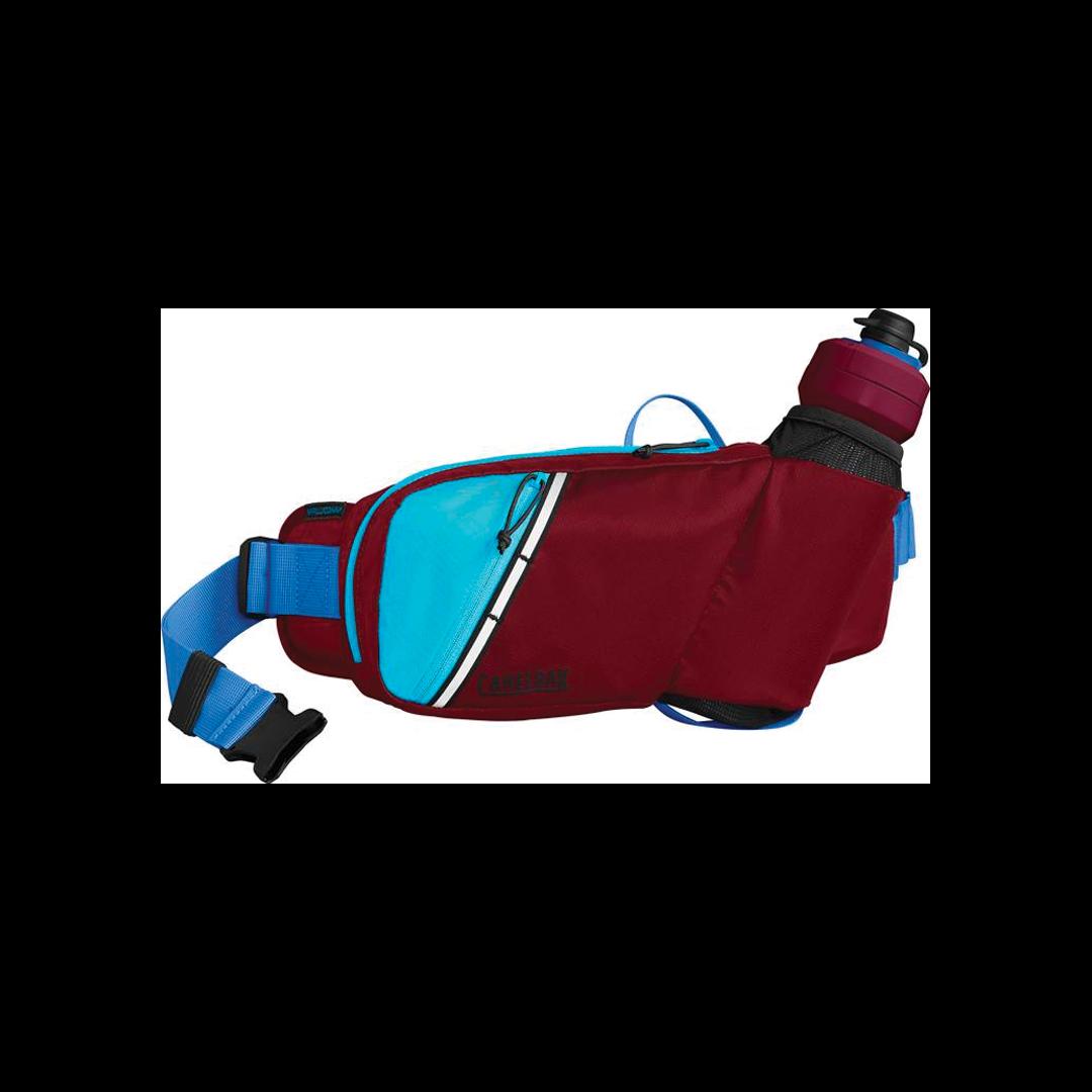 Hydration Pack Camelbak Podium Flow Belt 21Oz Violet/Bleu-1