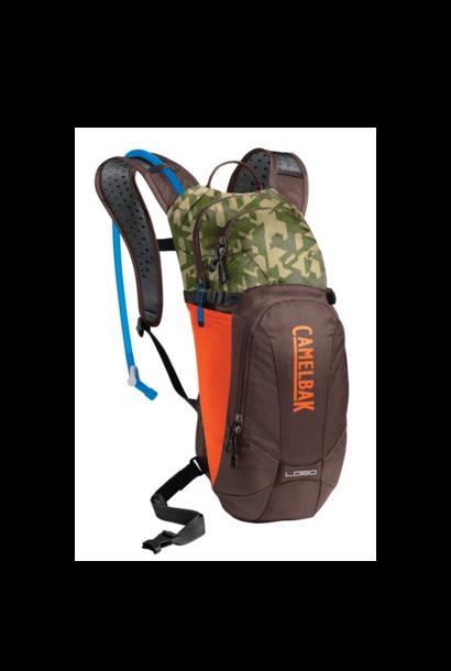 Hydration Pack Camelbak Lobo 100 Oz Brun/Camelflage