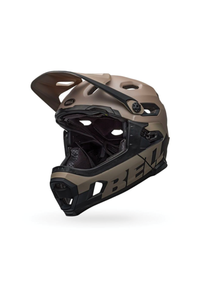 Helmet Bell Super DH Mips Sand/Black